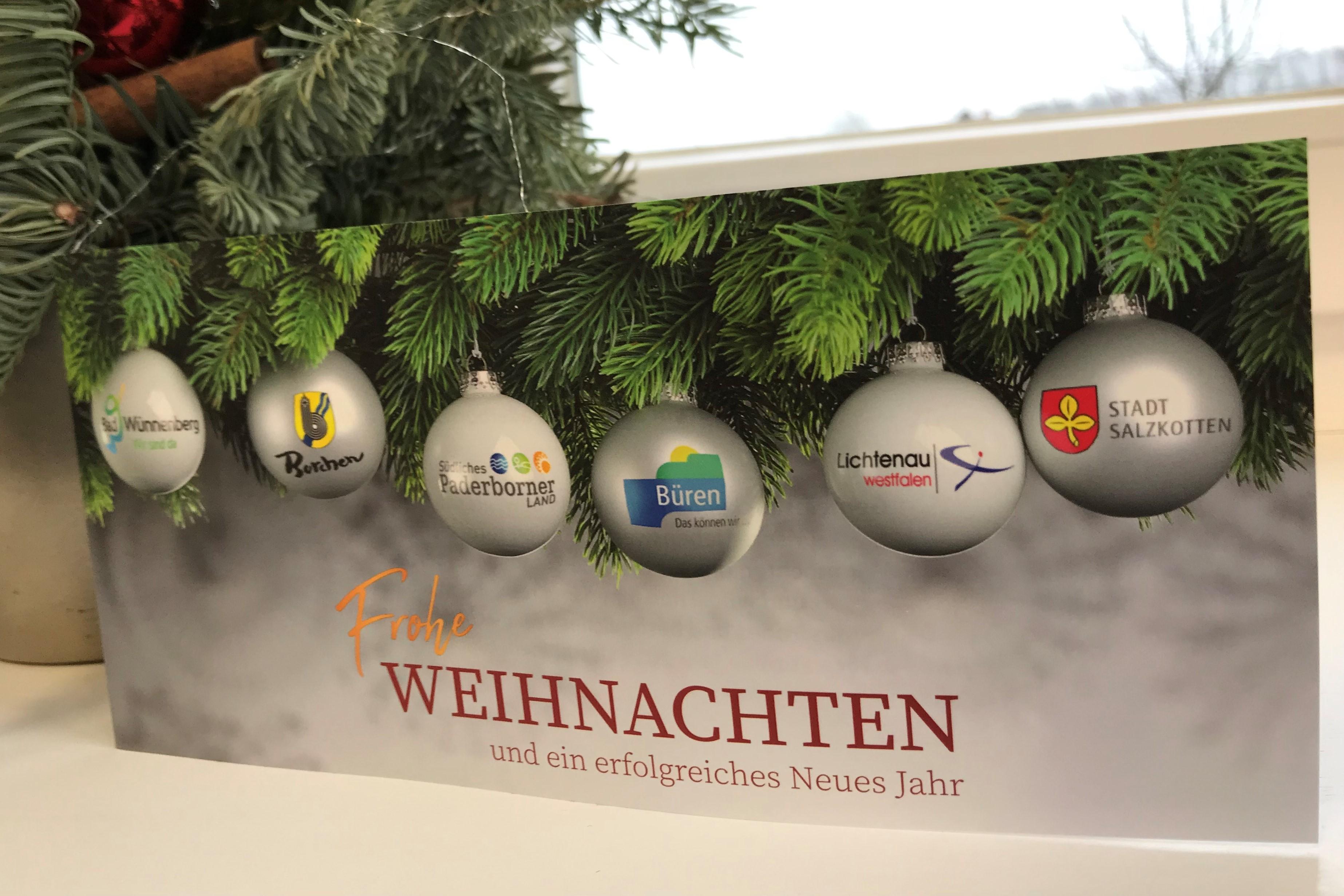 Weihnachtsgrüße Büro.Weihnachtsgrüße