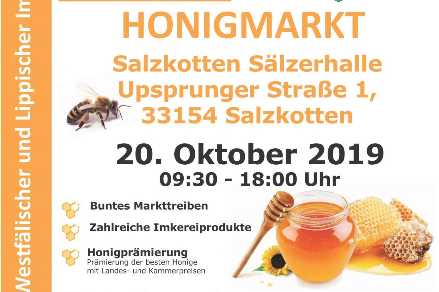 Honigmarkt in Salzkotten