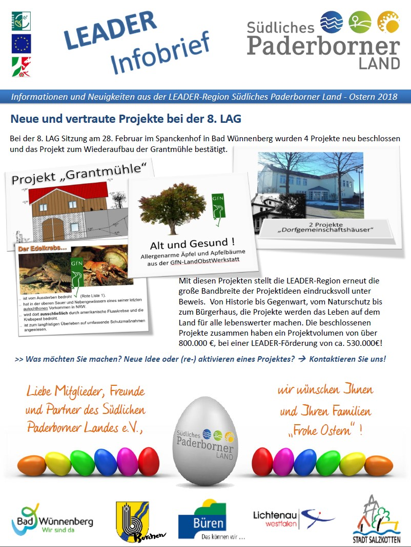 LEADER Infobrief SPL